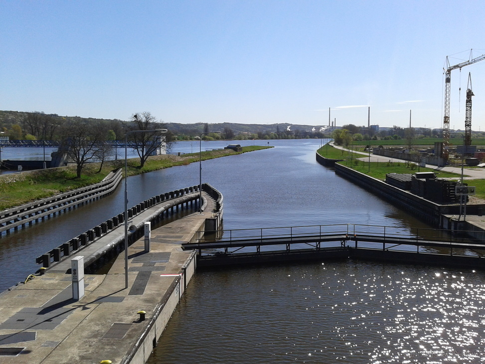 The study on the Danube-Odra-Elbe water channel is now public