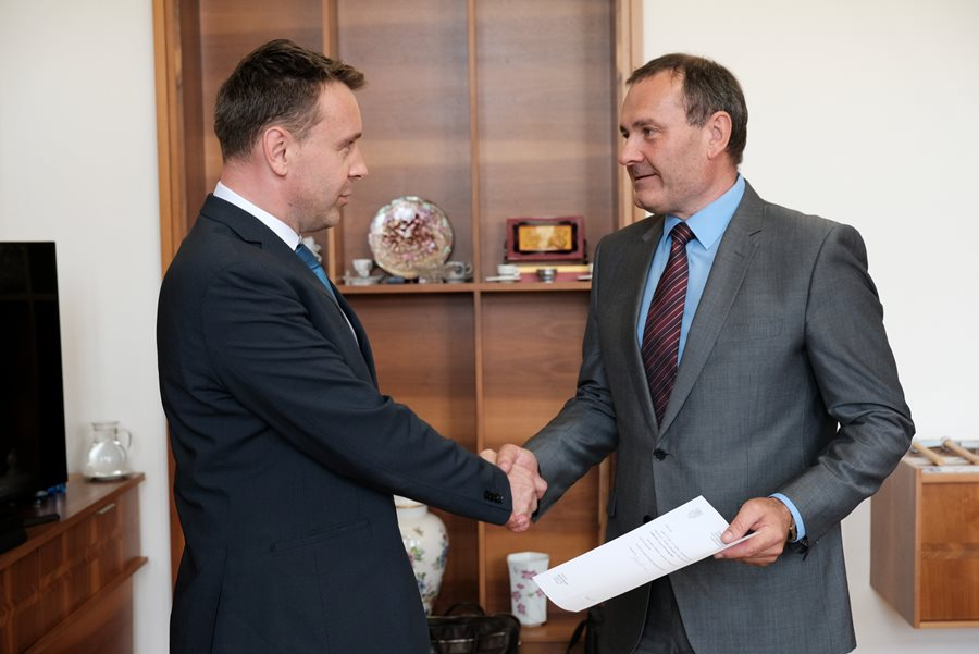Pavol Kováčik becomes the new head of ŘSD and his job is to speed up construction projects