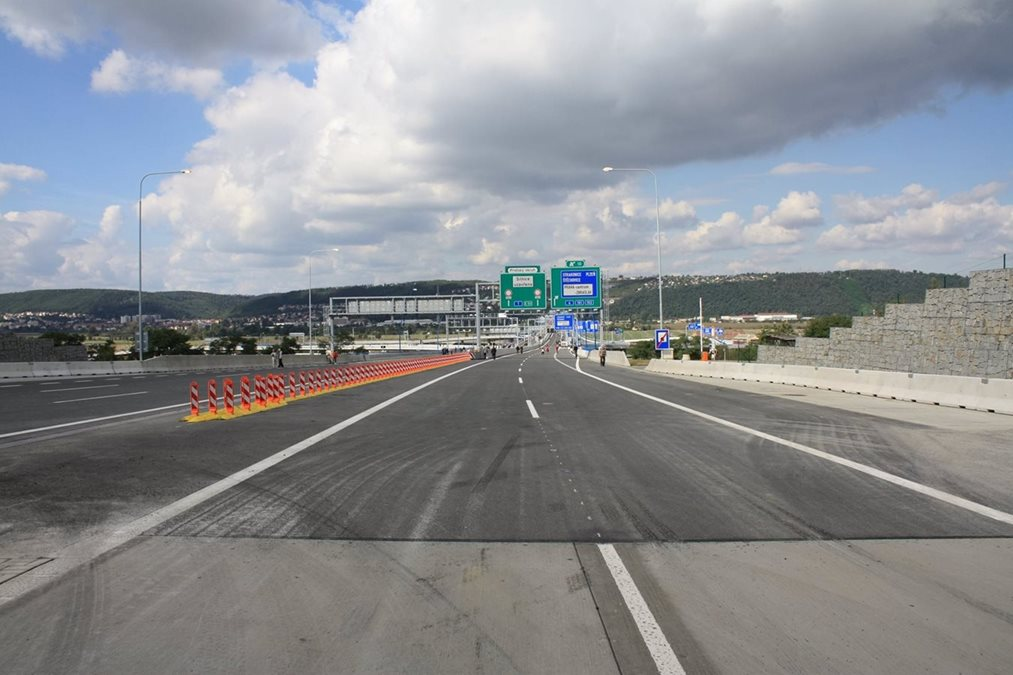 The completion of the Prague Ring Road is one step closer