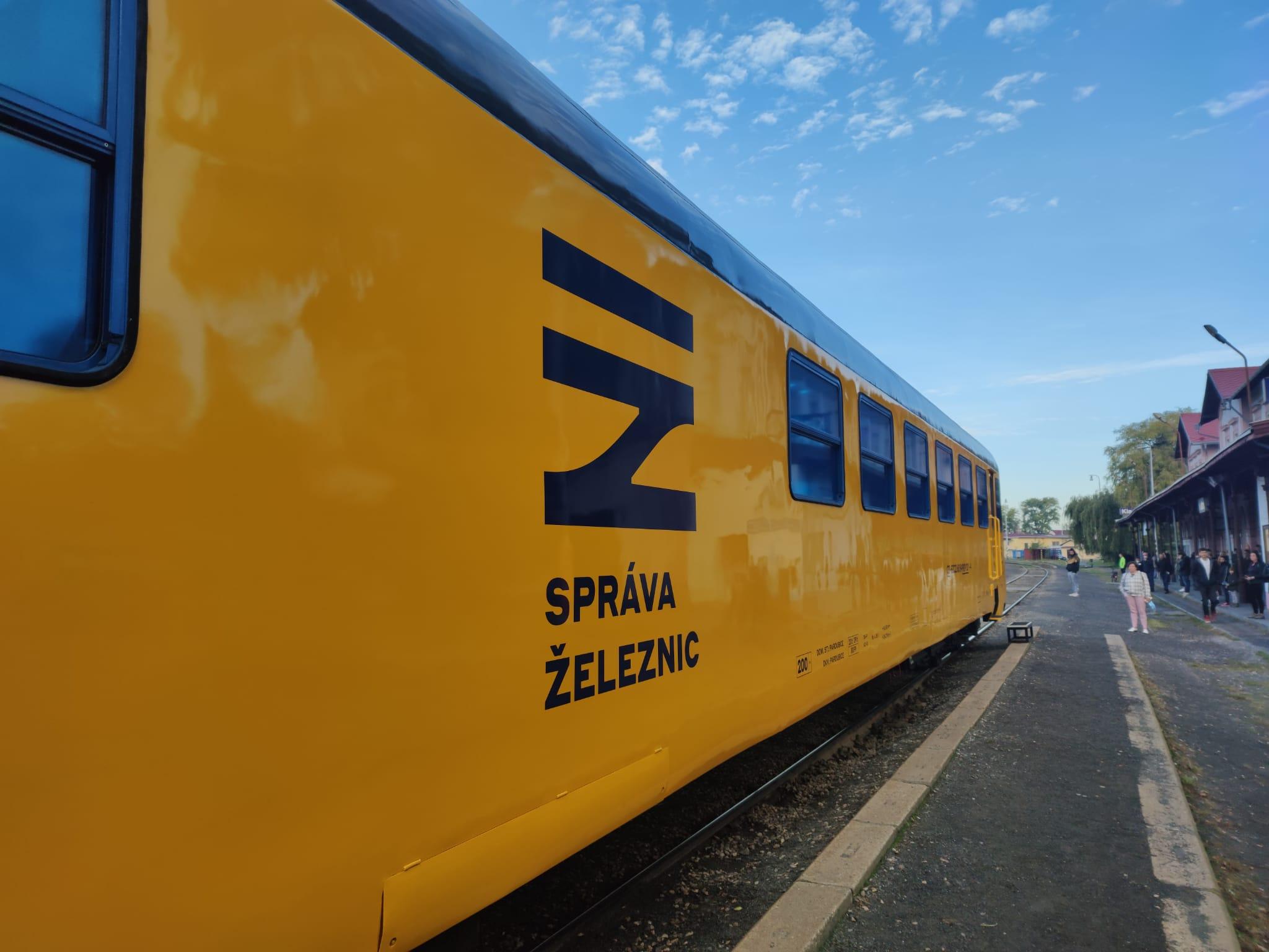 Modernizace železnice do Kladna začíná. SŽ vypsala tendr na zhotovitele