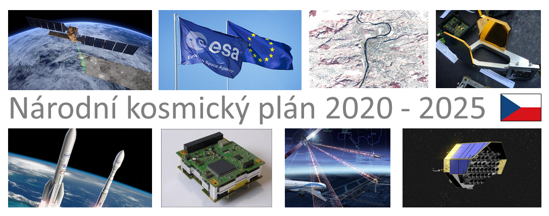 The government has approved a new National Space Plan