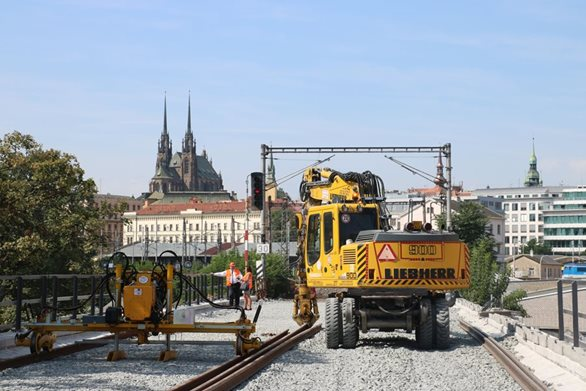 The Brno railway node is to be by the river, the Central Commission of the Ministry has decided